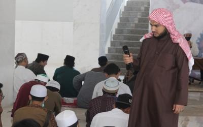 Daurah Tahsin Al Quran Bersanad Bersama Syaikh Waleed